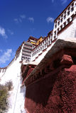 Potala palace, Tibet Royalty Free Stock Image