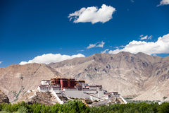 The Potala Palace of Tibet Royalty Free Stock Photography