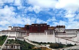 Potala Palace in Tibet Royalty Free Stock Photos