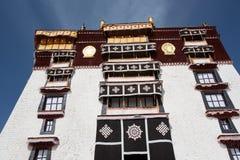 Potala Palace, Tibet Royalty Free Stock Images