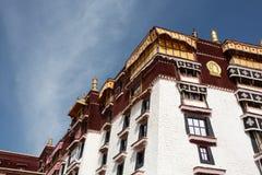 Potala Palace, Tibet Stock Photos