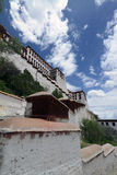 Potala Palace in Tibet Stock Photography