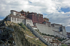 Potala Palace, Tibet Stock Images