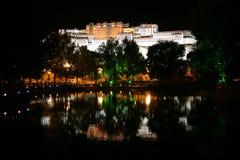 Potala Palast Stockbilder