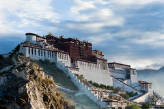 Potala Palast Stockbild
