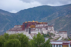 Potala Place Stock Photography