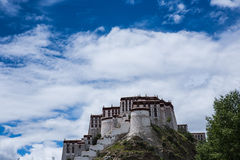 Potala Place Royalty Free Stock Image