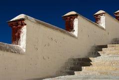 Potala stairs Stock Photo