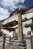 Potala temple royalty free stock photos