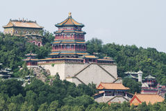 Potala Temple of Chengde Stock Photos