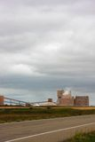 Potash mine Royalty Free Stock Images