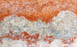 Potash texture 4 Stock Images