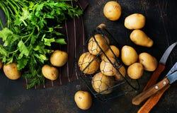 Potatis arkivbilder