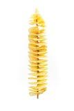 Potatis för småfiskvridningskiva arkivfoto
