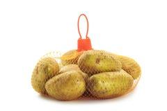Potatis i en hänga lös Royaltyfri Foto