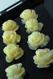 Potatis som är klar till att steka Royaltyfri Fotografi