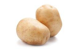 potatisar två Arkivfoto