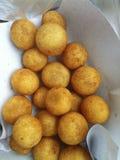 Potatisbollar Royaltyfri Fotografi