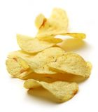 Potatischiper royaltyfria foton