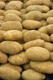 Potato. Es for sale at farmers market vertical view Stock Photo