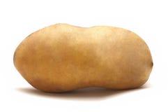 Potato. New potato on white background Royalty Free Stock Image