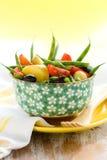 Potato And Green Bean Salad Stock Photos