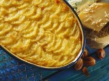 Potato bake Stock Images