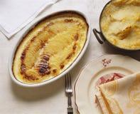 Potato bake Royalty Free Stock Image
