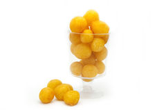 Potato balls Stock Images