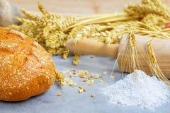 Potato bread Stock Photos