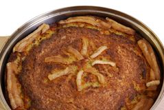 Potato cake Royalty Free Stock Photos