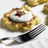 Potato cakes Stock Photo