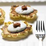 Potato cakes Royalty Free Stock Image