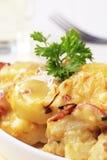 Potato casserole Stock Image
