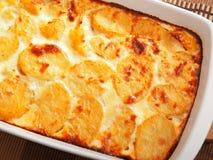 Potato casserole Royalty Free Stock Photos