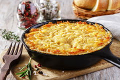 Potato casserole Royalty Free Stock Image