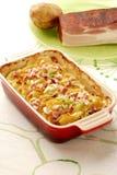 Potato casserole Royalty Free Stock Photography