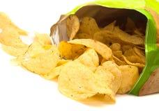 Potato Chip Stock Image