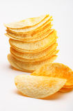 Potato chip Stock Image