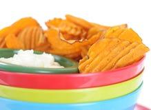 Potato chip Royalty Free Stock Photo