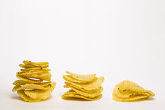 Potato Chip Graph Royalty Free Stock Photo