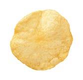 Potato Chip isolated Royalty Free Stock Photo