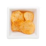 Potato chip Stock Photography