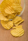 Potato Chips Stock Photos
