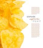 Potato chips Royalty Free Stock Image