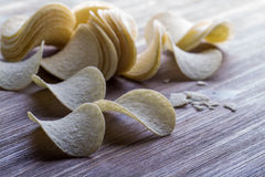 Free Potato Chips Stock Photo - 37424950