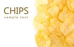 Free Potato Chips Royalty Free Stock Image - 41452036