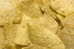 Potato chips Stock Photography