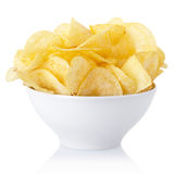 Potato chips bowl