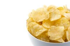 Potato chips Stock Photo
